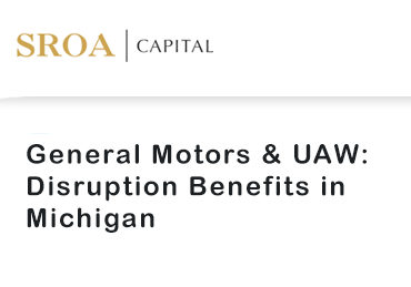 disruption benefits michigan