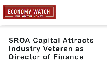 Economy Watch featured industry veteran