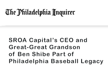 Ben Shibe part of Philadelphia baseball legacy